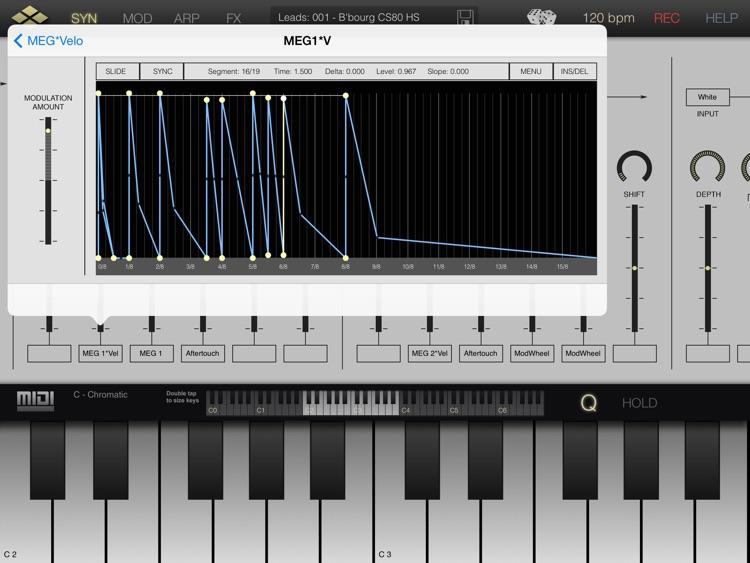 Tera Synth screenshot-3