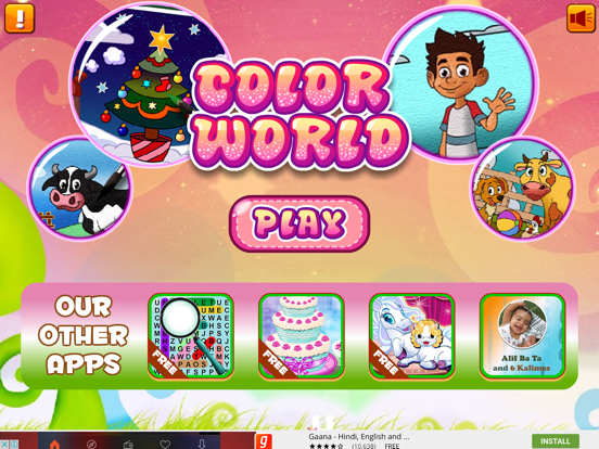 The World of Colors | App Price Drops