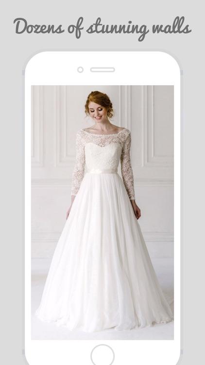 Wedding Dress Design Ideas - Latest Designs screenshot-3