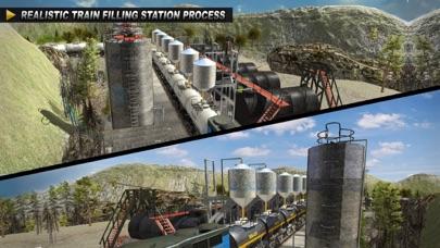 Oil Tanker TRAIN Transporter - Supply Oil to Hillのおすすめ画像4