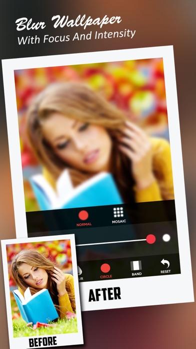 Fancy Blur Effects for Touch Blur & Border Blur screenshot three