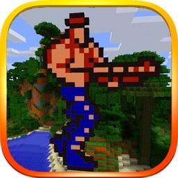 Pixel Shoot Fire Craft