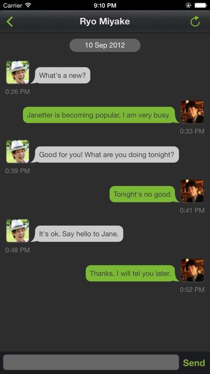 Janetter Pro for Twitter screenshot-4