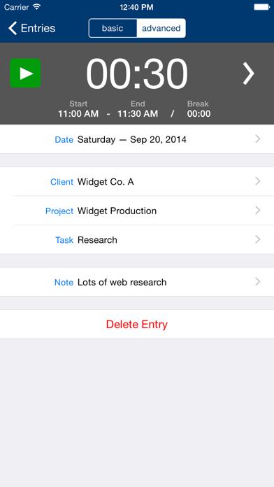 TDF Tracker screenshot three