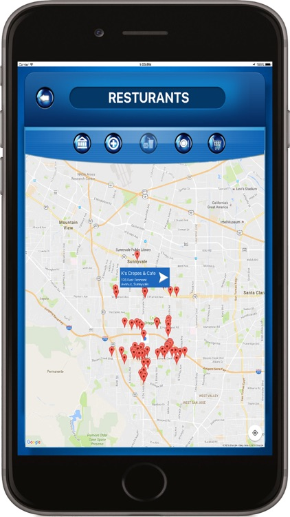 Los Angeles Metro California USA where is the Bus screenshot-3