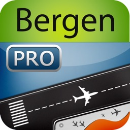 Bergen Airport Pro (BGO) + Flight Tracker