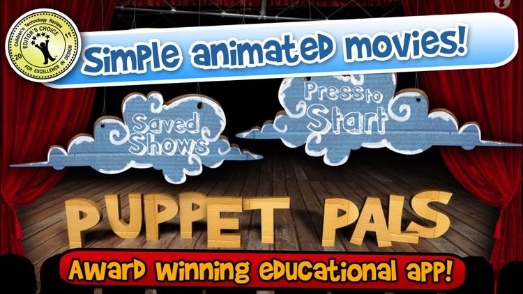 Puppet Pals Pocket screenshot-0