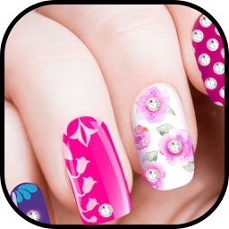 Wedding nail art salon - Nail design for girls
