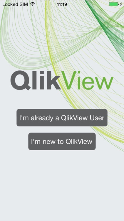 QlikView mobile screenshot-0