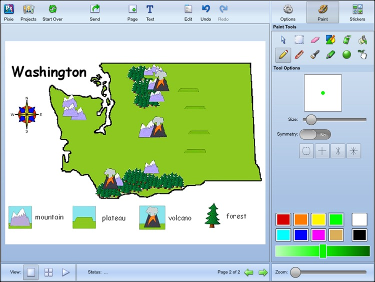 Pixie by Tech4Learning screenshot-4