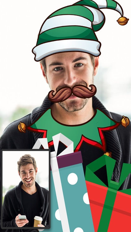 Snap Christmas Funny Face Filters & Lenses - Pro screenshot-4