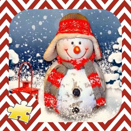 Holiday Christmas Jigsaw Puzzle
