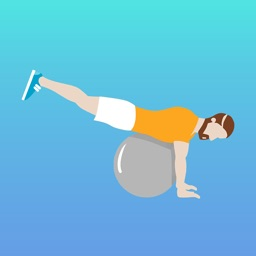 Exercise Ball Workouts & Weighted Stability Plans