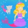 Mermaid Princess Stickers