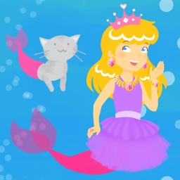 Mermaid Princess Stickers