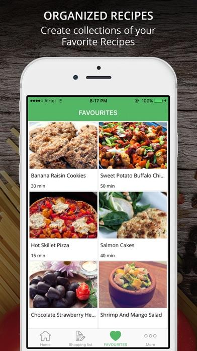 Screenshot #9 for Paleo Recipes Pro - Caveman's Cook Guide