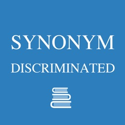 English Synonym Discriminated