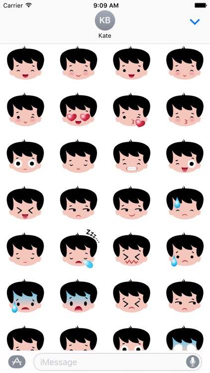 Fun Boy Emoji screenshot-3