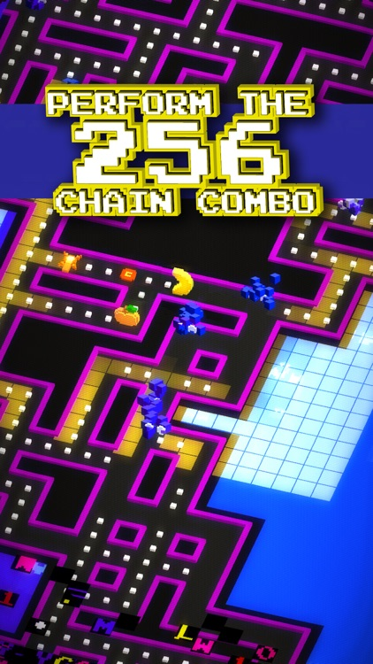 PAC-MAN 256 - Endless Arcade Maze screenshot-4