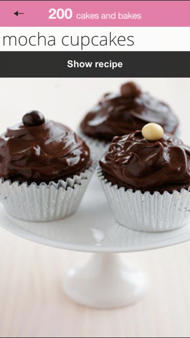 200 Cakes & Bakes from Hamlyn Screenshot