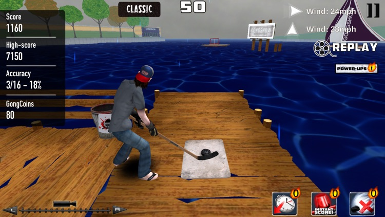 Gongshow Saucer King screenshot-1