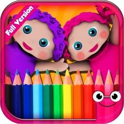 EduPaint-Preschool Educational Games For Kids