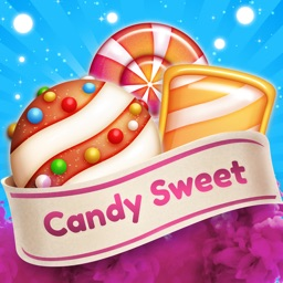 Candy Jewel Sweet Blast Mania