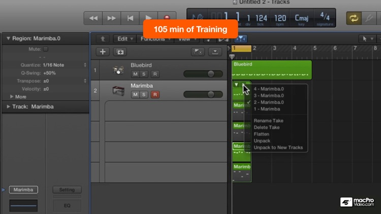 Course for Logic Pro X - Create Your First Project screenshot-4