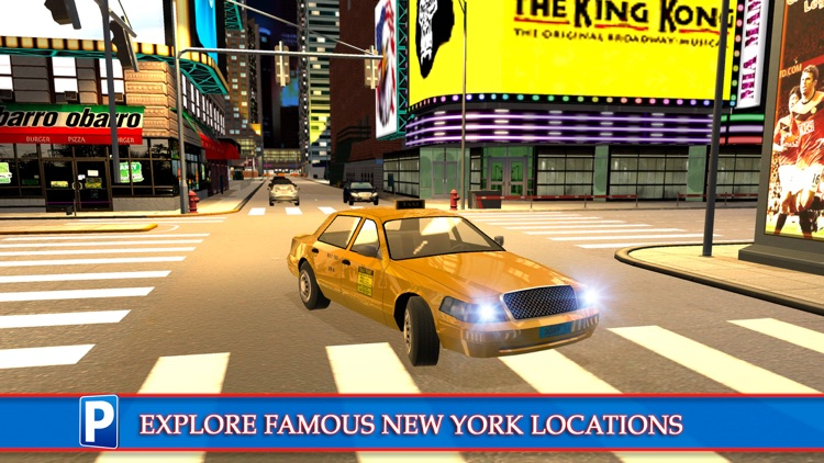 Car Parking New York Games