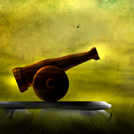 Cannon Shooter for iPad icon