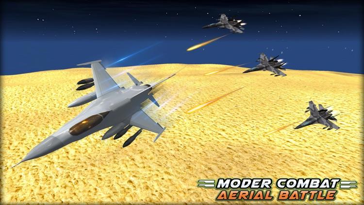 Modern Combat Aerial Battle
