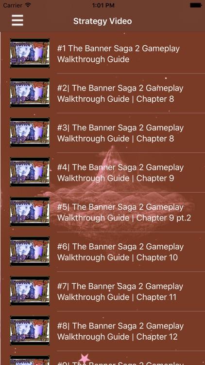 Ultimate Guide for Banner Saga 2 screenshot-4