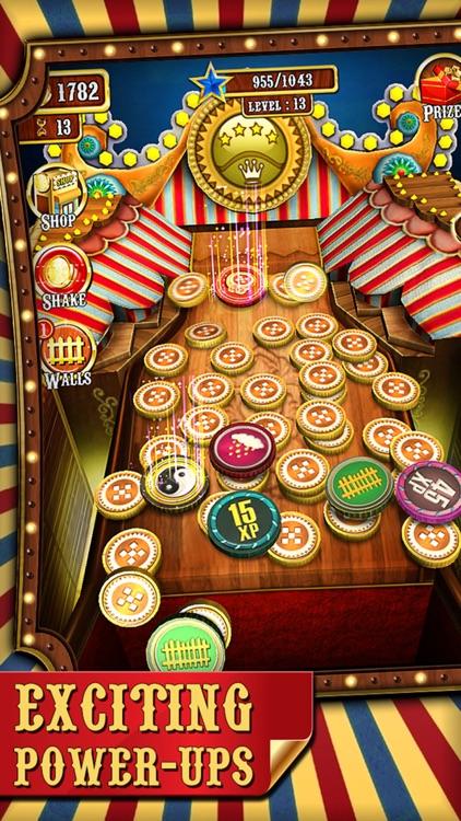 Carnival Coin Dozer screenshot-3