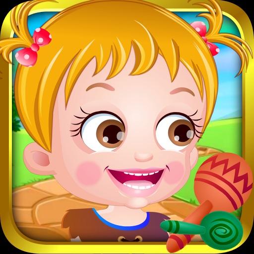 Baby Hazel : In African Safari iOS App