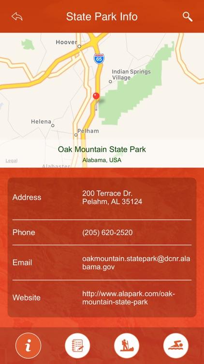 Alabama State Parks & Trails screenshot-3