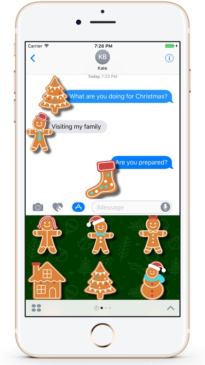 Gingerbread Christmas Cookies screenshot-1