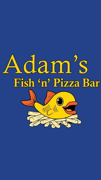 Adams Fish N Pizza Bar