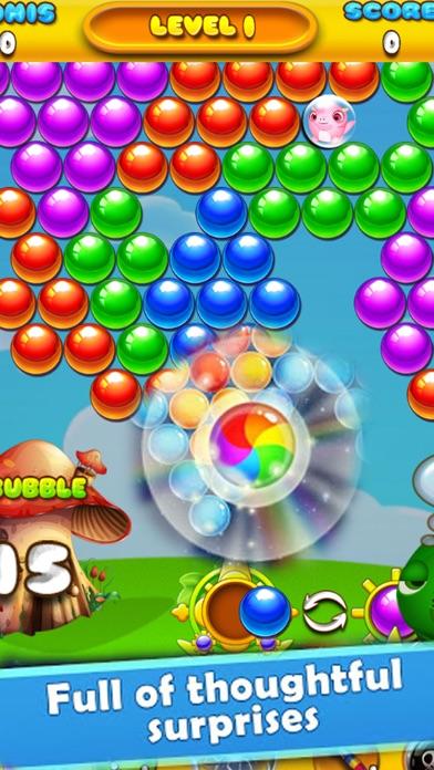 Bubble Wonders - Pop Bubbles screenshot one