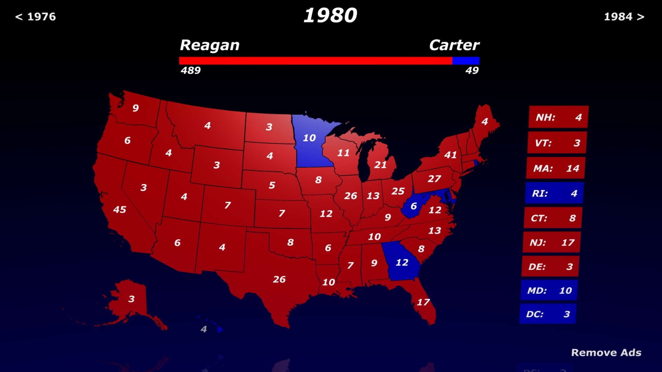 Election Center 2016 Screenshot