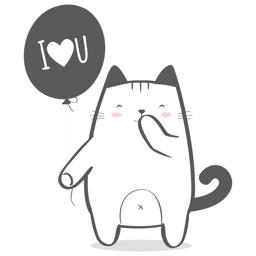 Doodle Cat Stickers Vol 03
