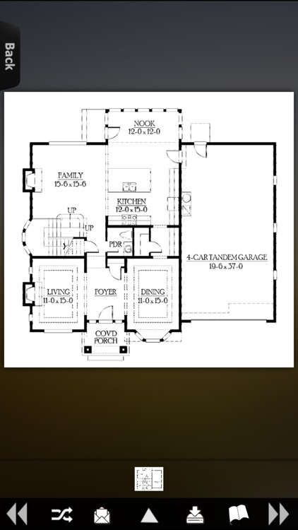 House Plans - Craftsman screenshot-4