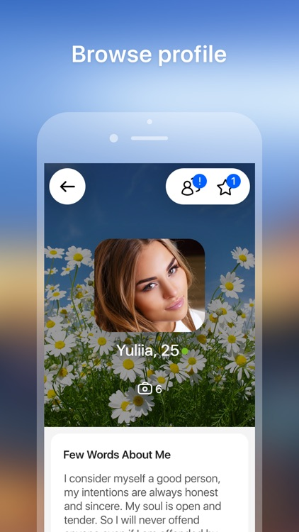AnastasiaDate - meet, date & chat with new people app image