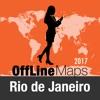 Rio de Janeiro Offline Map and Travel Trip Guide