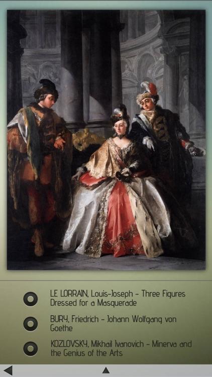 Neoclassicism Art Gallery screenshot-3