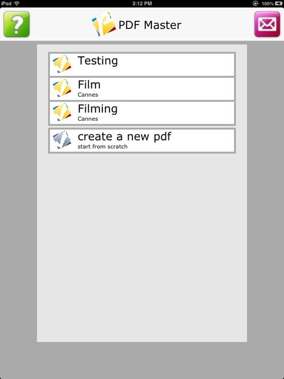 PDF Master screenshot-4