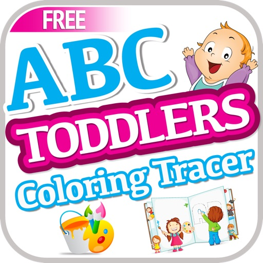 ABC-ToddlersColoringTracer