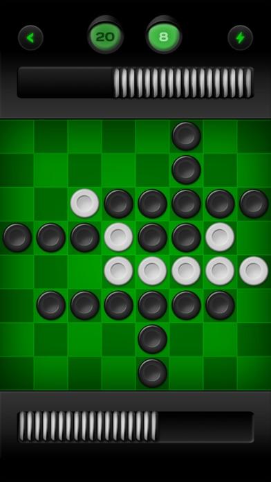 リバーシ・囲碁と将棋プレイヤーのための戦略型ボードゲームスクリーンショット1