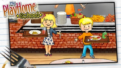 My PlayHome School app image