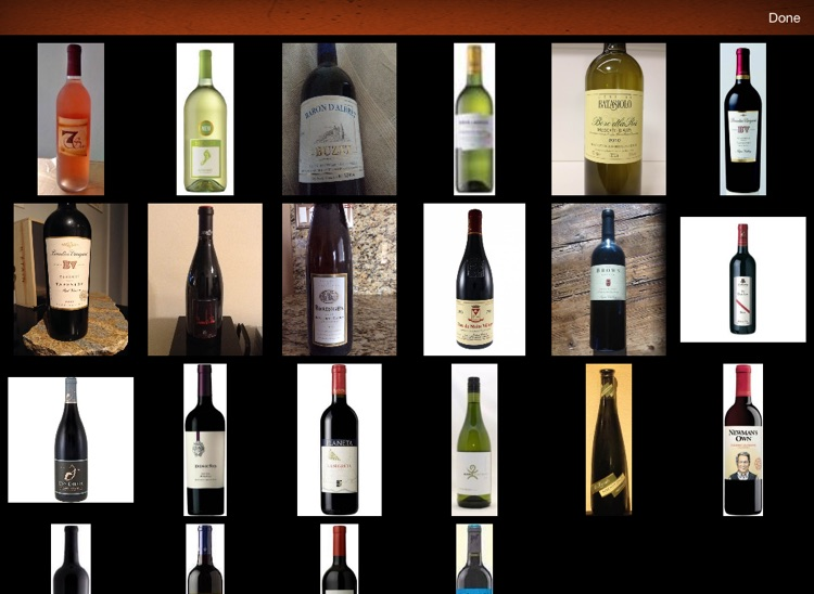 Wine Collectors for iPad screenshot-3