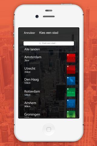 Deventer App - náhled